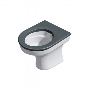 CWC-250 anti-ligature back-to-wall WC pan range