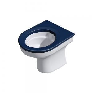 CWC-251 anti-ligature disabled height back-to-wall WC pan range
