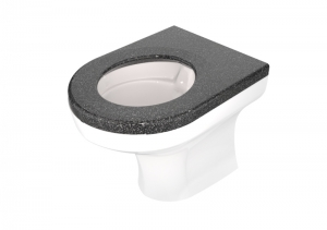 CWC-250 back-to-wall WC pan range
