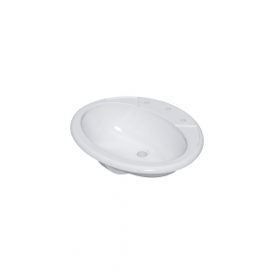 Drop-in vanity bowl