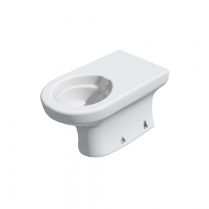 CWC-155 shrouded waste back-to-wall WC pan range