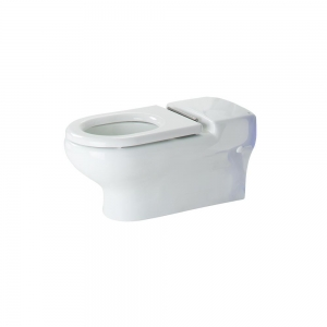 Ceramic wall hung WC pan