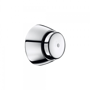 Mechanically operated WC pan direct acting flush valve
