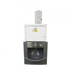 Railway carriage hand wash dryer range