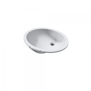 Undermount vanity bowl