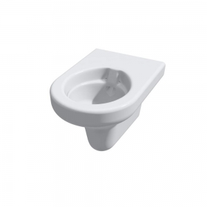 CWC-100 wall hung WC pan range