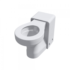 CWC-81 disabled height back-to-wall WC pan range